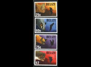 Belize: 1994, Fledermäuse