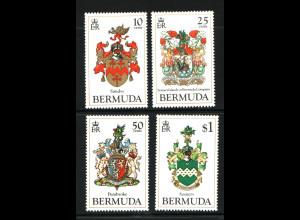 Bermuda-Inseln: 1983, Wappen