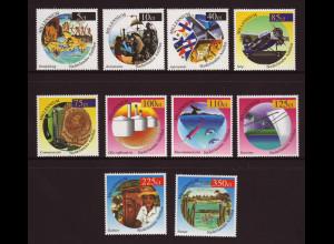 Niederländische Antillen: 1999, Jahrtausendwende