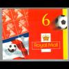 Großbritannien: 2002, Markenheftchen Fußball-WM