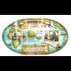 Wallis- und Futuna-Inseln: 2002, Blockausgabe Entdeckung der Horn-Inseln