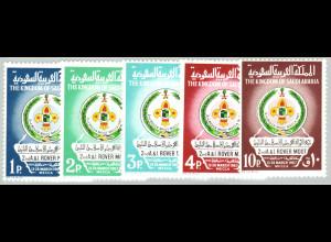 Saudi Arabien: 1967, Pfadfindertreffen