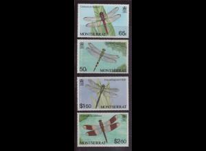 Montserrat: 1983, Libellen