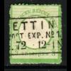 """Kl. Brustschild 1/3 Gr. (raue Zähnung, Ra3 """"Stettin-Postexp."""")"""
