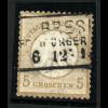 Kl. Brustschild 5 Gr. (2. Wahl, M€ 120,-)