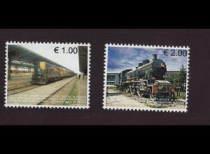 Jugoslawien - Kosovo (UNMIK): 2007, Lokomotiven