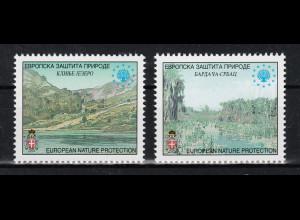 Bosnien-Herzegowina (Serbische Republik): 2001, Naturschutz