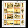 Marshall-Inseln: 2003, Kleinbogen Historische Ansichten (enthält 2 Achterblöcke)