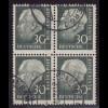 Bundesrepublik: 1957, Heuss II 30 Pfg.
