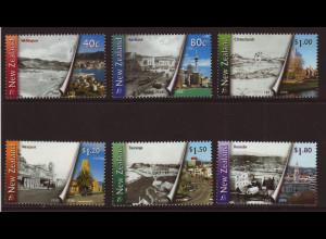 Neuseeland: 1999, Jahrtausendwende 19. und 20. Jahrhundert-Ereignisse