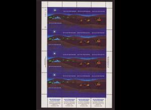 Marshall-Inseln: 1984, ZD-Bogen Weihnachten