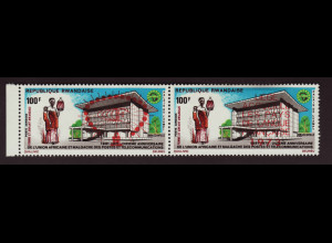 Ruanda: 1973, Zdr.-Paar Konferenz der frankophonen Länder
