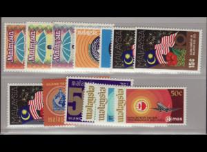 Malaysia: 1973, Jahrgang komplett