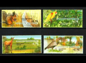 Argentinien: 1996, Nationalparks (Tiere)
