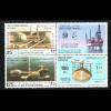 Vereinigte Arabische Emirate: 1975, Erdölkonferenz (Viererblock)