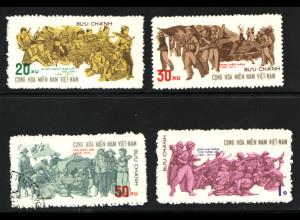 Nord-Vietnam: 1963, Ausgaben der Vietcong, Republik Südvietnam