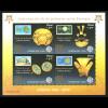 Peru: 2005, Blockausgabe 50 Jahre Europamarken (Motiv Marke auf Marke)