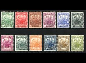 Neufundland: 1919, Teilnahme neufundländischer Truppenkontingente 1. Weltkrieg