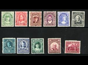 Neufundland: 1911, Krönung von König Georg V., Königliche Familie