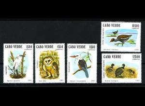 Kap Verde: 1981, Vögel