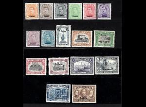 1920, Eupen: Ausgabe komplett (M€ 200,-)