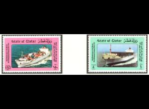 Qatar: 1986, Containerschiffe