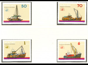 Macau: 1985, Frachtschiffe