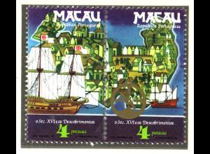 Macau: 1983, Entdeckungen des 16. Jahrhunderts