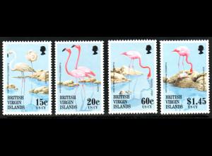 Jungferninseln: 1995, Flamingos