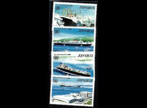 Jamaika: 1983, Frachtschiffe