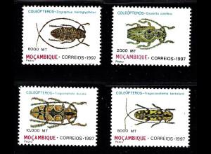 Mocambique: 1997, Insekten