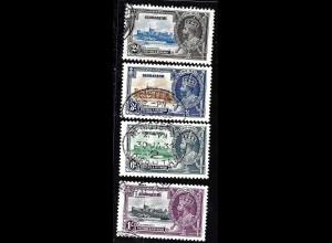 Gibraltar: 1935, Omnibusausgabe Regierungsjubiläum